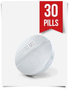 Generic Modafinil 100 mg x 30 Tablets