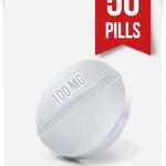 Generic Modafinil 100 mg x 50 Tablets