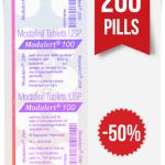 Modalert 100 mg x 200 Tablets