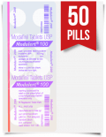 Modalert 100 mg x 50 Tablets