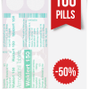 Waklert 150 mg x 100 Tablets