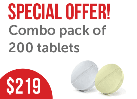 Modafinil Special Offer Combo Pack