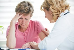 Doctor helps to treat depression