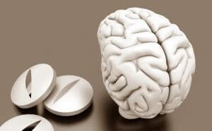Modafinil effects on the brain