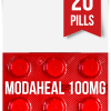Modaheal 100 mg x 20 Tablets