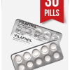 Vilafinil 200mg x 30 Modafinil Tablets by Centurion