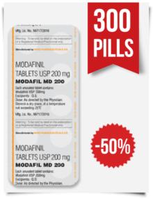 Buy Sublingual Modafil MD 200 mg 300 Pills