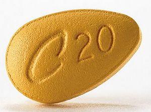 Cialis pill