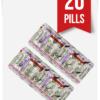 Modawake 200mg x 20 Modafinil Pills