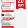 Modavinil 200 mg x 20 Pills
