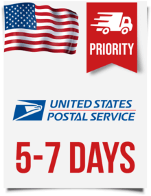 Modafinil USPS Priority Mail Domestic US Overnight Shipping